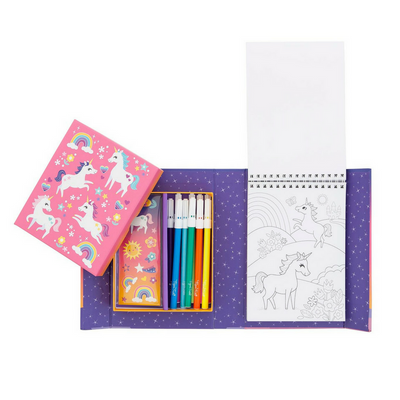 Colouring Set - Unicorn Magic, Tiger tribe - Annie and Islabean