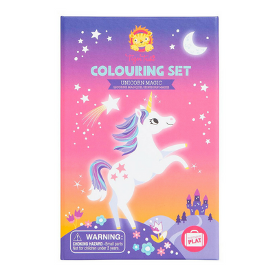 Colouring In Set - Unicorn Magic - Annie and Islabean