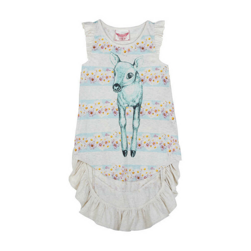 Pre-order Daisy Deer Singlet Dress