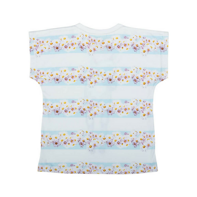 Daisy Deer Tee, Paper Wings - Annie and Islabean