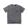 Double Skate Tee - Grey Wash - Annie and Islabean