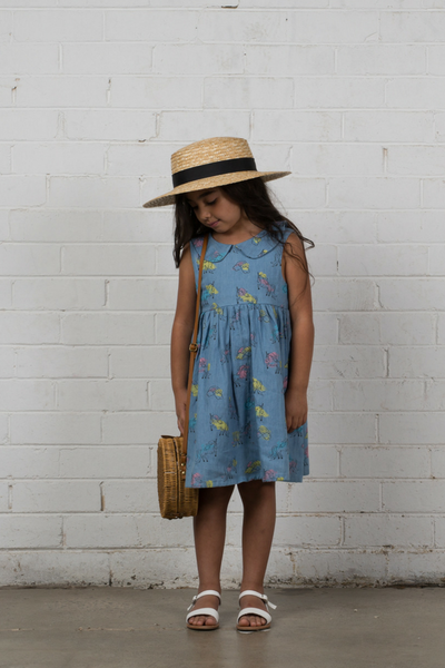 Hootkid Ella Dress - Annie and Islabean