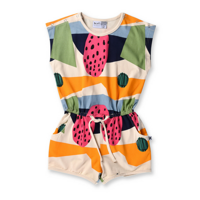 Favourite Colours Playsuit, Minti - Annie and Islabean