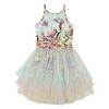 Flower Garden Leotard Dress, Paper Wings - Annie and Islabean