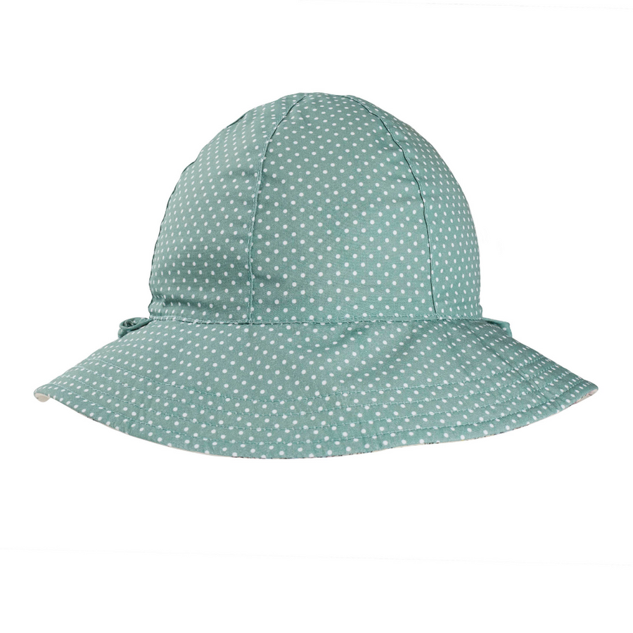 Acorn Garden Party Reversible Hat