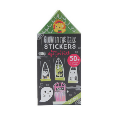 Glow in the Dark Stickers - Spooky, Tiger tribe - Annie and Islabean