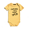 Golden Child Bodysuit - Annie and Islabean