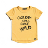 Golden Child Tee, Little Lords - Annie and Islabean