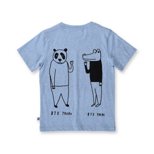 Pre-order Minti Hey There Bye There Tee