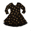 Hootkid Eloise Dress - Bumble - Annie and Islabean