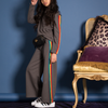 Hootkid Rainbow Stripe Sweater - Annie and Islabean