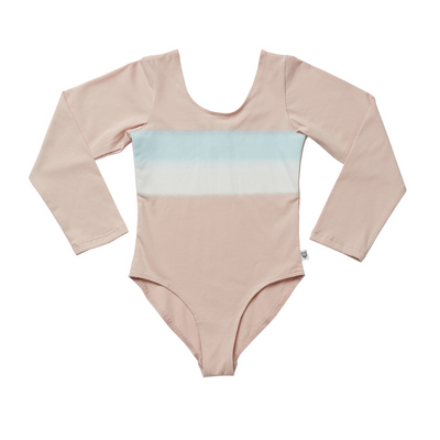 Hootkid Spray Stripe Leotard - Annie and Islabean