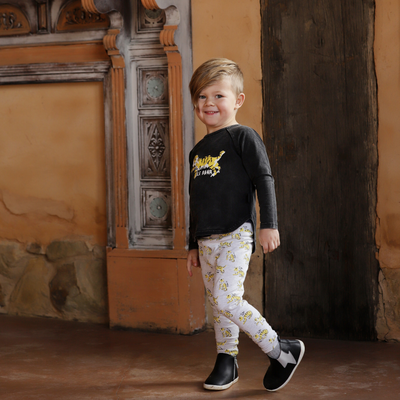 Kapow Kids Le Rahr Long Sleeve T-Shirt - Annie and Islabean
