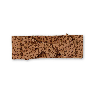 Kapow Kids Leo Rib Headband - Annie and Islabean
