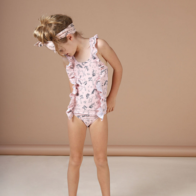 KaPow Kids Unicorn Swimsuit - Annie and Islabean