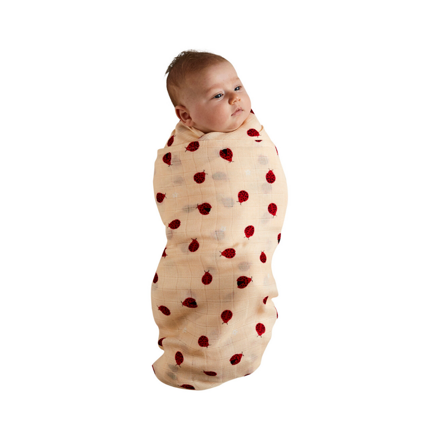 Kip & Co Lady Boss Bamboo Swaddle - Annie and Islabean