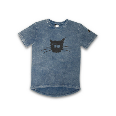 Kitty Cat Tee, Band of Boys - Annie and Islabean