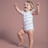 Berry Buds Lace Bodysuit, Bodysuit, Sapling Child - Annie and Islabean