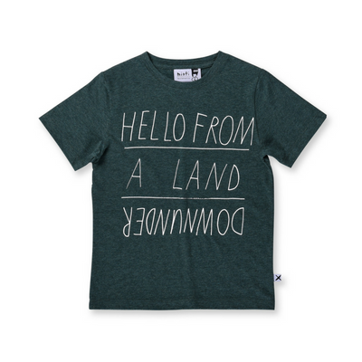 Land Downunder Tee, Minti - Annie and Islabean