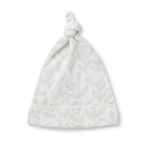 Laurel Leaf Knotted Hat, Hat, Sapling Child - Annie and Islabean