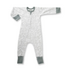 Laurel Leaf Zip Romper, Sapling Child - Annie and Islabean