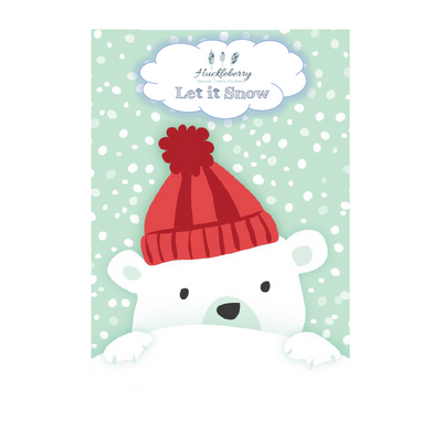 Let It Snow - Annie and Islabean