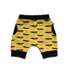 Lil HipStar Cool Croc Harem Shorts - Annie and Islabean