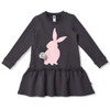 Littlehorn Bunny Stamp Dress