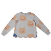 Littlehorn Happy Bears Scallop Sweat