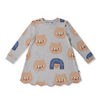 Littlehorn Happy Bears Sweater Dress