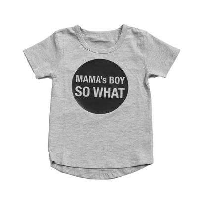 Little Lords Mama's Boy Tee, Little Lords - Annie and Islabean