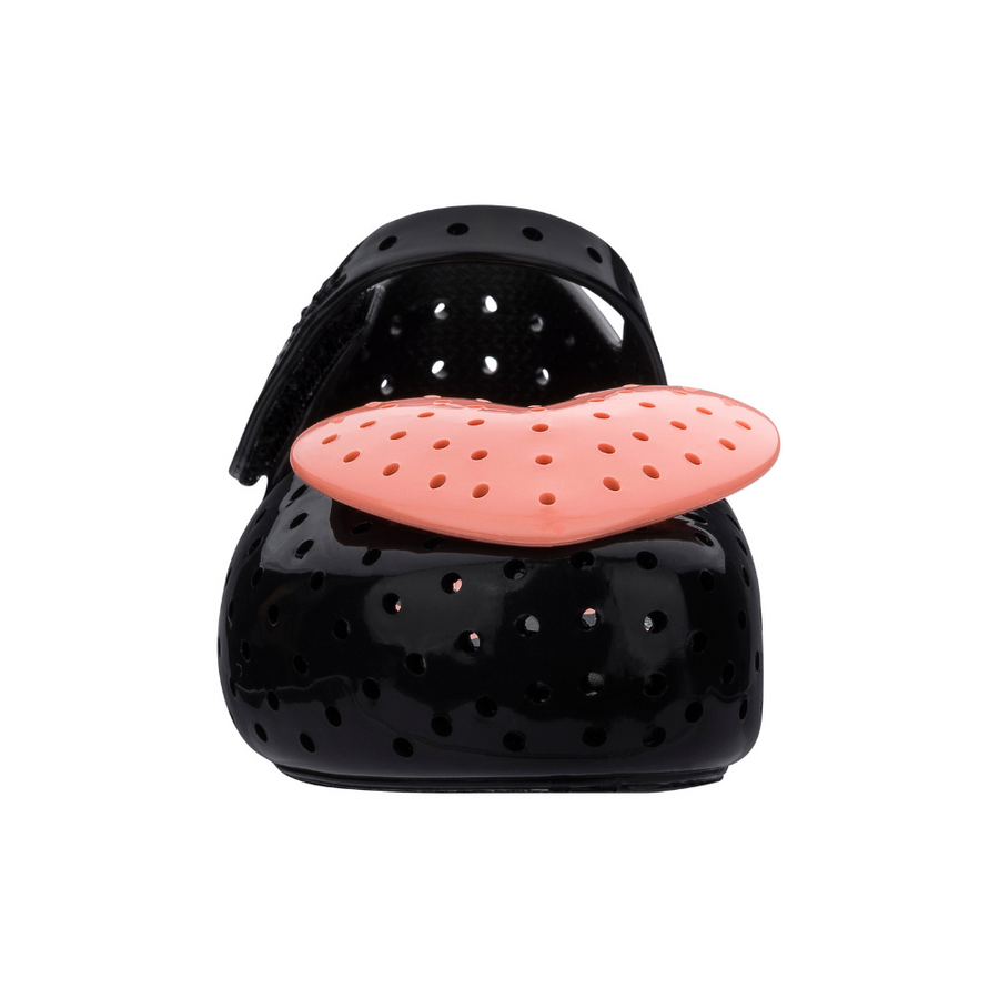 Mini Melissa Furadinha XIII BB - Black Gloss