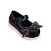 Mini Melissa Maggie Bow - Black Gloss