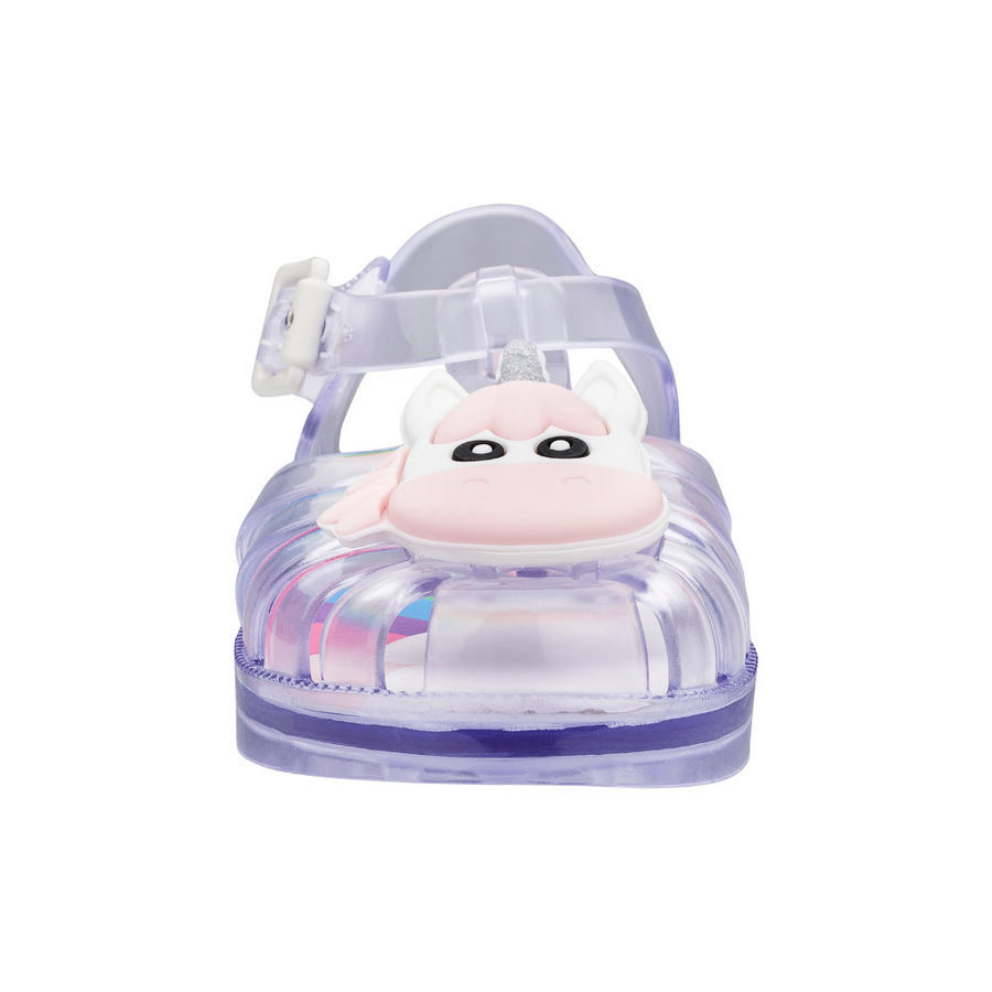 Mini Melissa Possession Unicorn BB - Clear Translucent