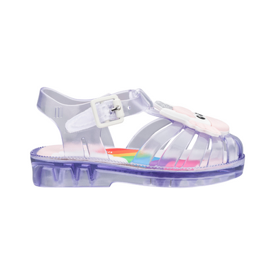 Mini Melissa Possession Unicorn BB - Clear Translucent - Annie and Islabean