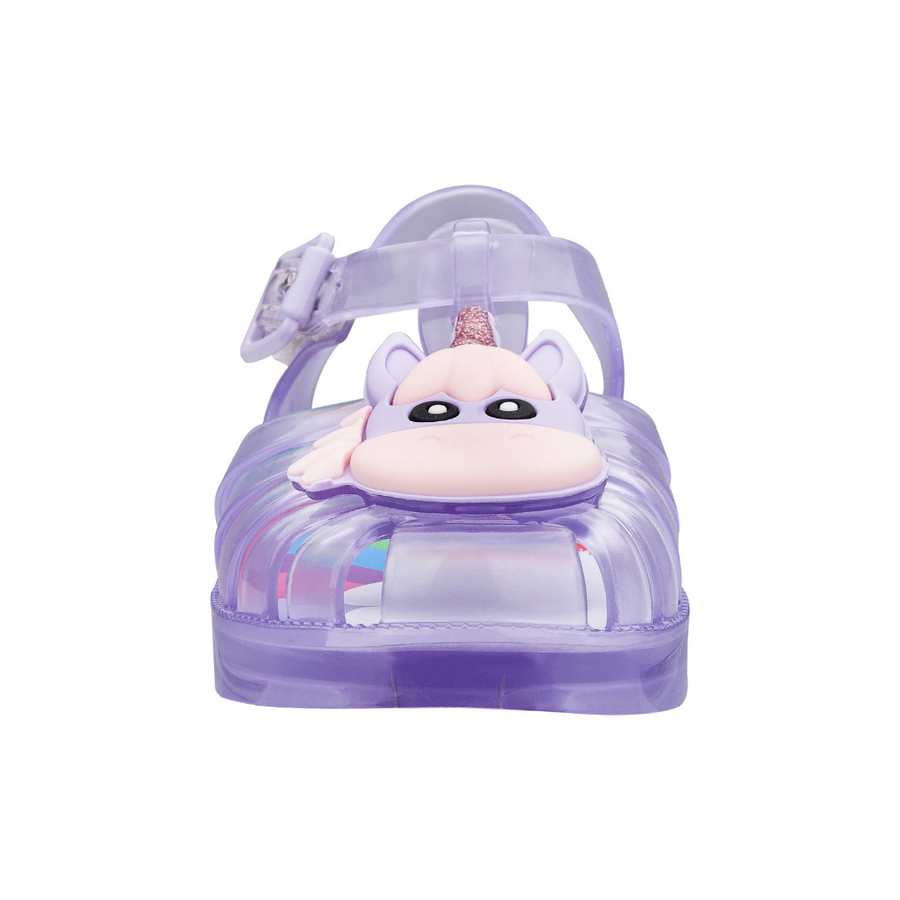 Mini Melissa Possession Unicorn BB - Lilac Translucent
