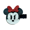Red Bobble Minnie Mouse Clip