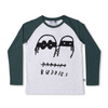 Minti Buddies Not Baddies Tee
