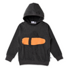 Pre-order Minti Friendly Surfer Furry Pocket Hood - Annie and Islabean