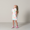 Frosty Rolled Up Tee Dress, Minti - Annie and Islabean