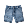 Minti Gusset Denim Short - Annie and Islabean