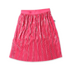 Minti Shimmer Skirt - Raspberry/Silver - Annie and Islabean
