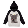 Minti Sleepy Koala Furry Hood - Annie and Islabean