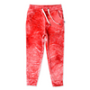 Minti Velvet Trackies - Red Tie Dye - Annie and Islabean