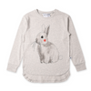 Minti Watercolour Bunny Tee - Annie and Islabean