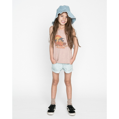Missie Munster Lanikai Denim Short