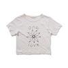 Missie Munster Daisy Love Tee - Oatmeal