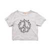 Missie Munster Fly Free Tee - Oatmeal