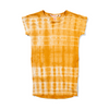Missie Munster Hippy Dye Dress - Mustard Tie Dye - Annie and Islabean