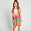 Missie Munster Hippy Shake Dress - Blush Tye Dye - Annie and Islabean